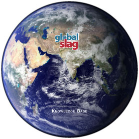 Global Slag Knowledge Base
